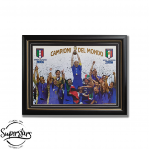 Azzurri win FIFA World Cup!